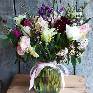 Posy in a Vase